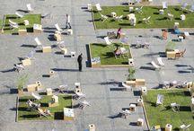 P◦ public space