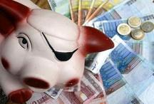 Geldzorgen / Hier kun je alles vinden wat te maken heeft met geld en geldzorgen