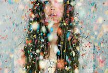 Confetti & Rice / Some nice confetti images