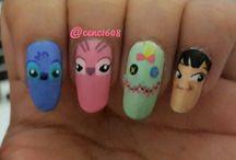 my nail arts (ig: cenc1910) / nail arts created by me