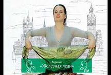 как завязать красиво   платок шарф 154