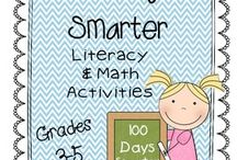 100th Day of School Resources + Activities