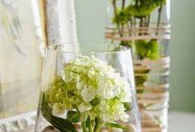 decoraçao com flores