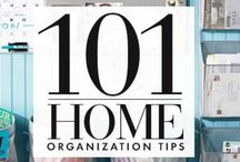 Home Organisation / Cleaning Tips