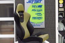RECARO  SP-JJ トムキャット / レカロSPシリーズの限定版。