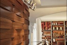 Деревянные панели