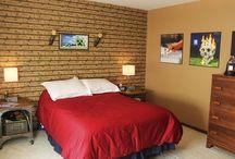 Minecraft Room Ideas  / Game room ideas