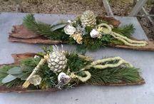 Begravning/Grav dekoration