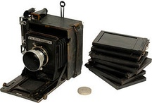 Photography - Historical / Vintage and antique photo equipment