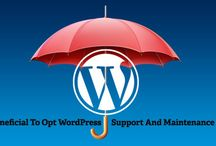 WordPress Support & Maintenance / PSDtoWordPressExpert provides WordPress Support & Maintenance service at best price. Get hand coded, w3c valid WordPress Support & Maintenance service from psdtowordpressexpert.com / by PSDtoWordPressExpert .