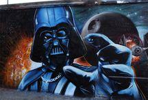 Graffiti- street art