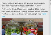 Birthday Party Planning / by Jessica Vickers
