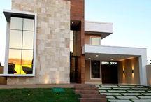Casas de Luxo.