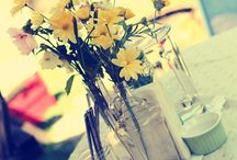 Table Decor {Events} / Centerpieces and table layouts for events of all kinds, minus weddings!