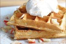 Everything waffles!
