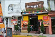 Restaurante El Cecinazo / Ven a disfrutar nuestra deliciosa Arrachera, y dejate consentir con nuestro servicio, cortesía y amabilidad en un ambiente vaquero Arre !! Ciudad de México.  www.Doncanijo.com y el www.elcecinazo.com