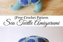 Crochet pattern molls knit