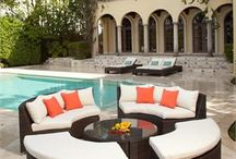 Poolside Lounging / Part of enjoying a Pulliam Pools is being poolside.  Ideas of how you'll be enjoying yours.