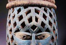 masque gélédé yoruba