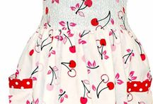 Vintage Style Aprons