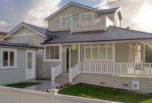 House external colours