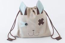 ideas bolsos y mochilas