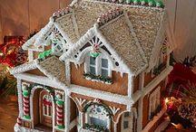 Peberkage huse