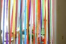 carnaval decoração