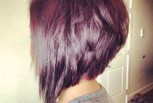 Hair rond back 2014