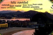 NAVIDAD en San Sebastián