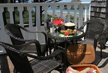 Picnics / Have a picnic while staying at the Elk Cove Inn