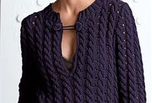 PULOVERE TRICOT