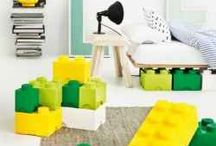 Kids Room / Play, dream, learn. Kids' rooms are multi-use spaces that can be every bit as fun and playful as your little ones. These are a few of our favorite ideas.