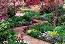 Gardens - Walkways