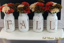 Fall Decorating / by Whitney Rasor Doyle