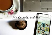 Me, Cupcakes and Tea / Everything can be found on my blog at mecupcakesandtea.com