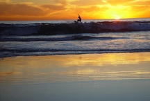 Carlsbad Beaches / Carlsbad has 7 miles of pristine beaches making it a perfect Southern California destination.