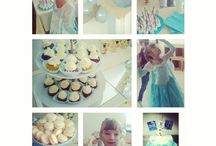Frozen Party / Festa di compleanno a Chantilly 1st floor