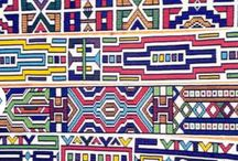 NDEBELE - AFRICAN PATTERNS