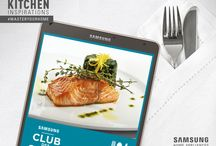 #MasterYourHome: Kitchen Inspirations Contest / Calling all #foodie photographers. Fire up your food styling skills and enter the #MasterYourHome: Kitchen Inspirations Contest, inspired by the Samsung Chef Collection.  / by Samsung Home