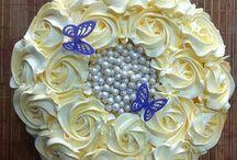 coberturas de bolo