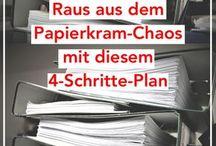 aufräumen pp.
