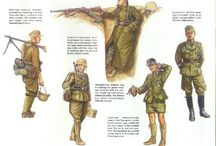 military uniforms / by Goth Shank