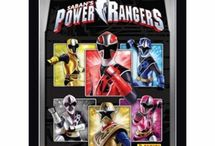 Power Rangers / Merchandise based on the cartoon Power Rangers.