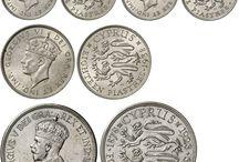ΚΥΠΡΟΣ ( νομίσματα καί γραμματόσημα )