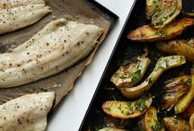 Fish and Seafood / by Two Healthy Kitchens