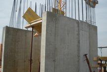 Cantieri work in progress / Lavorazioni in corso presso i nostri cantieri edili.