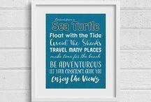 COASTAL PRINTS / Coastal art prints and nautical art prints. Great home decor ready for framing. #coastalartprints #artprints #coastalwallart https://www.etsy.com/shop/CoastalFocusArt?section_id=23084217