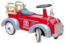Baghera Speedsters / Baghera Speedster Ride on Cars for children.