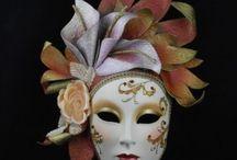 maschere veneziane art